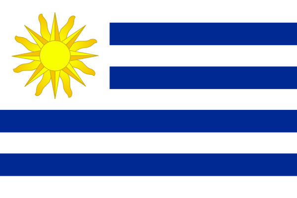Uruguay clip art Free Vector / 4Vector.