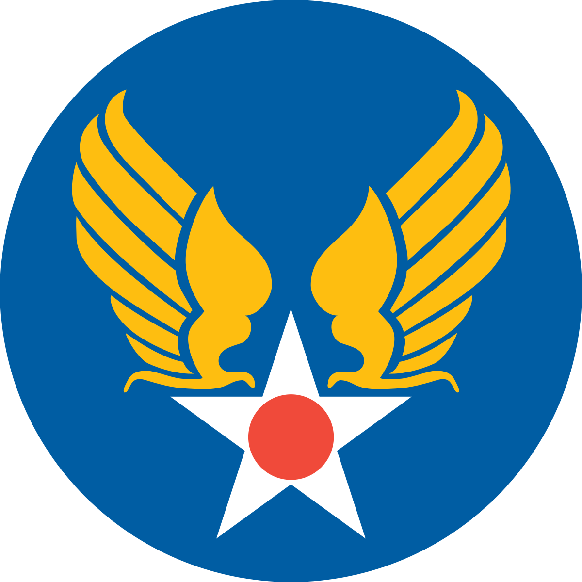 United States Army Air Forces.