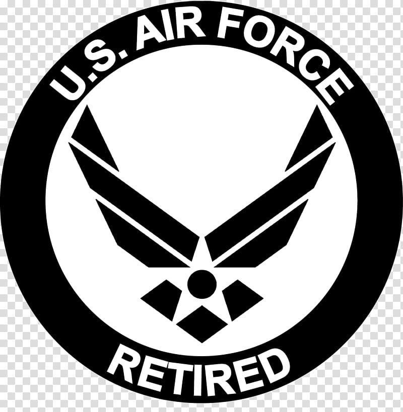 Graphy Logo, United States Air Force Symbol, Decal, Military.