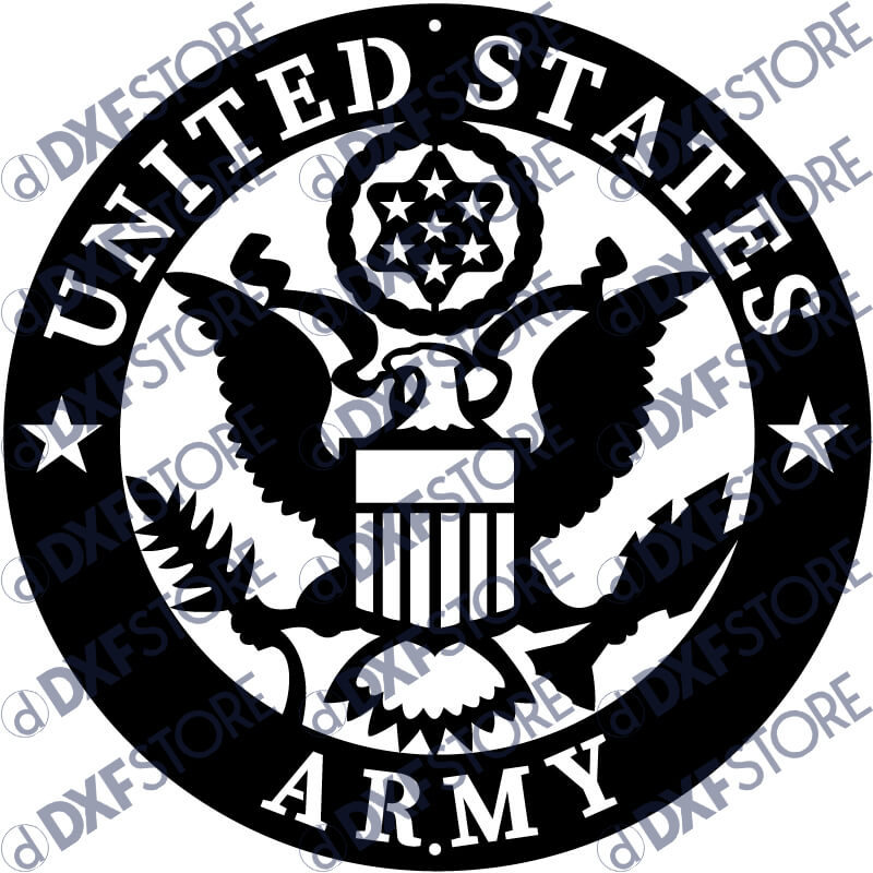 United States Army Logo.