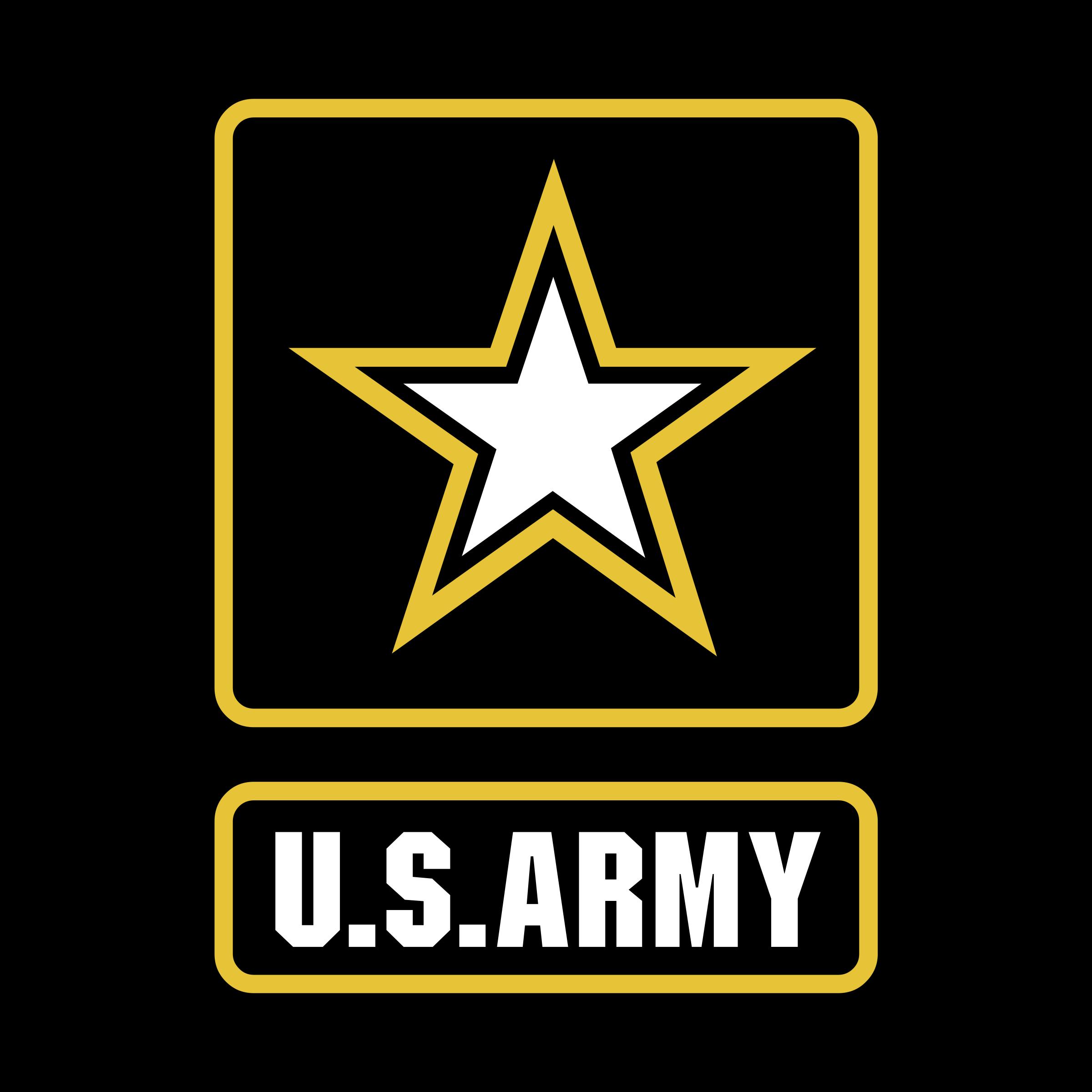 US Army Logo PNG Transparent & SVG Vector.
