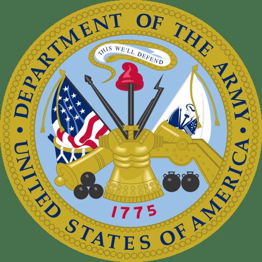 US Army Logo transparent PNG.