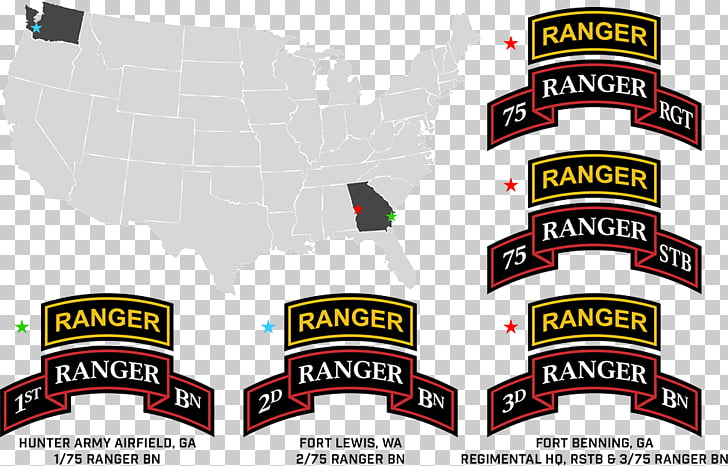 60 United States Army Rangers PNG cliparts for free download.