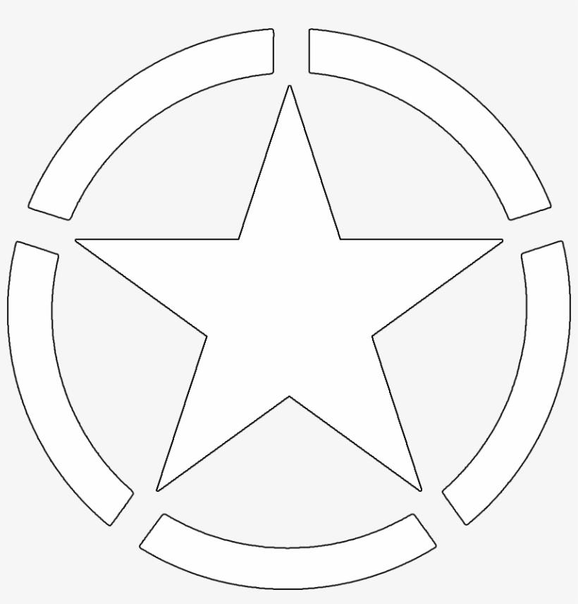 Fo3 Us Army Star.