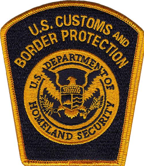 United States Border Patrol.