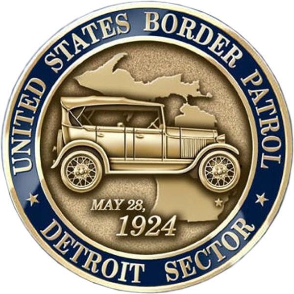 U.S. Border Patrol Arrests Smuggler.
