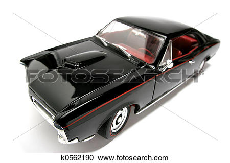 Stock Photography of 1966 classic US car k0562190.