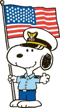 Coast Guard Snoopy.