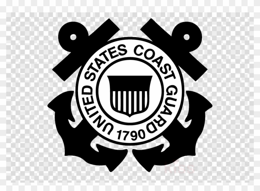 Download Us Coast Guard Clipart Emblem Logo Organization.