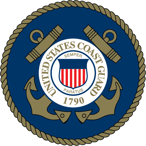 Us Coast Guard Emblem Clip Art free image.