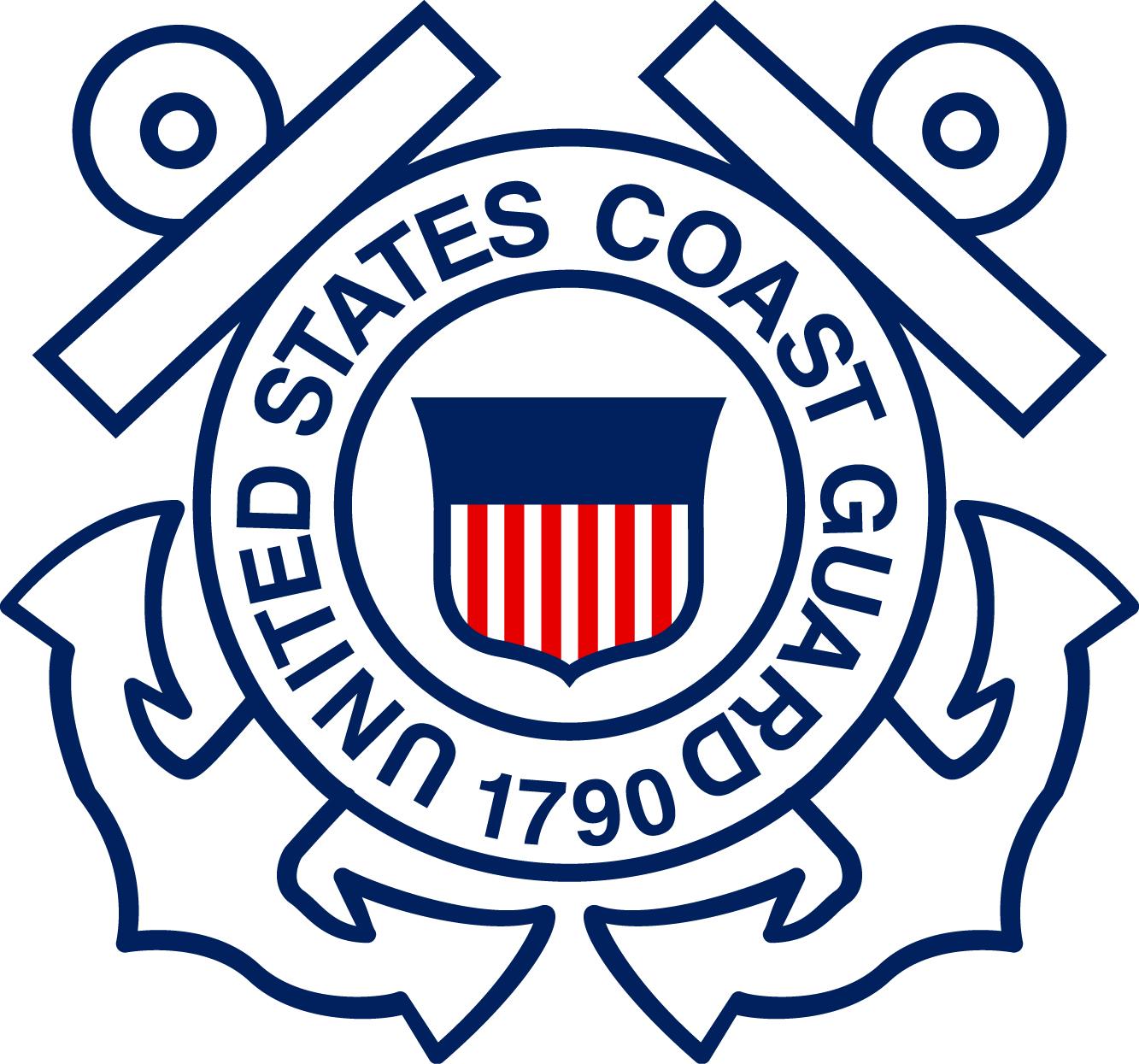 Us Coast Guard Clipart.