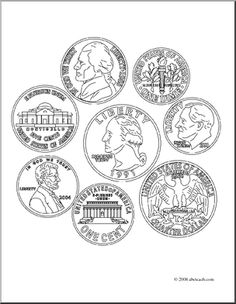 Free US Coins Cliparts, Download Free Clip Art, Free Clip.
