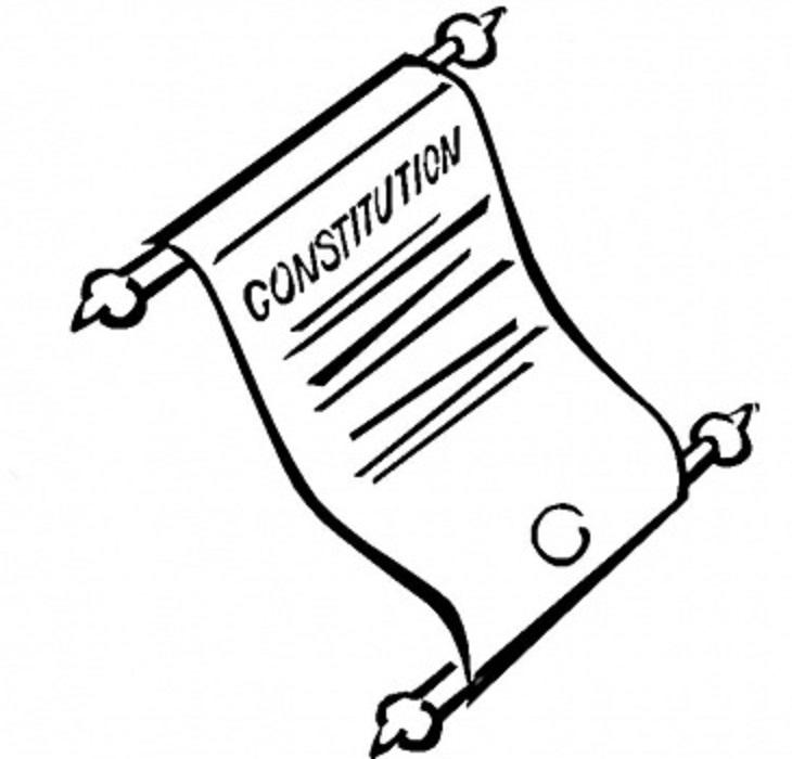 U.s. Constitution Clip Art.