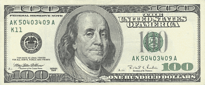 US Currency.