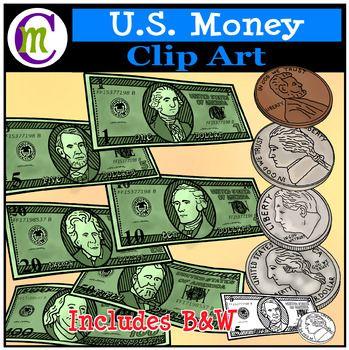 Money Clip Art.