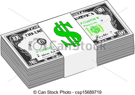 Us dollar note Clipart and Stock Illustrations. 741 Us dollar note.