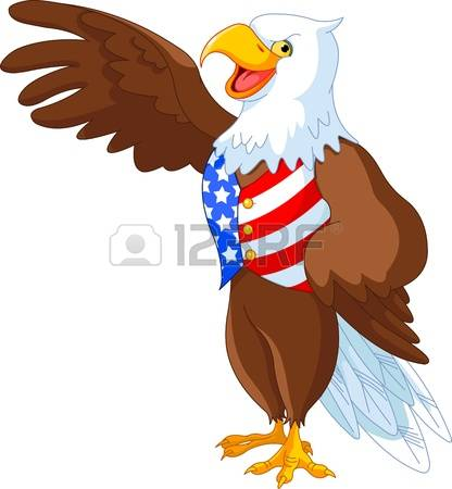 6,633 American Eagle Stock Vector Illustration And Royalty Free.