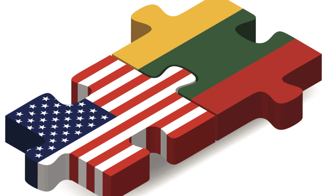 The U.S. Embassy in Lithuania Programs for Lithuanian.