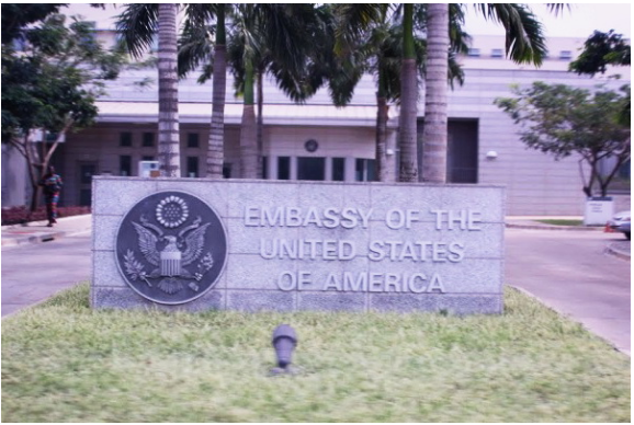 US Embassy Revokes Visas of 71 Students Going to UN Conference.