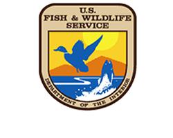 U.S. Fish and Wildlife Service Logo.