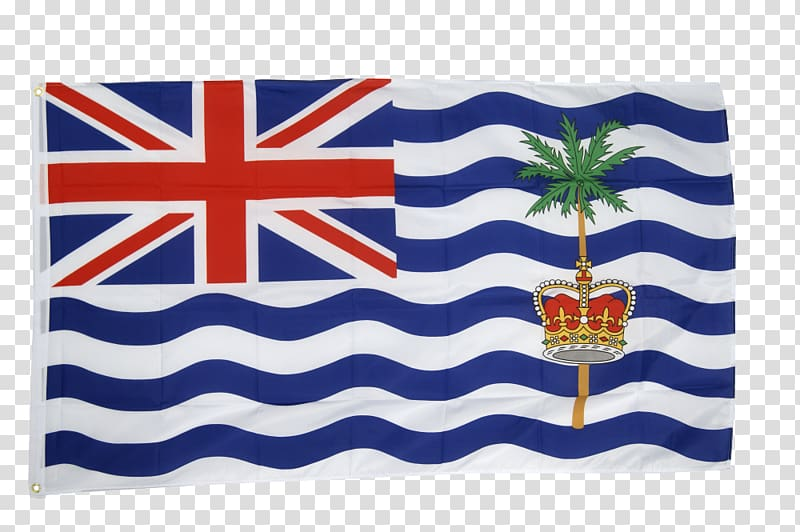 Flag of the British Indian Ocean Territory United States.