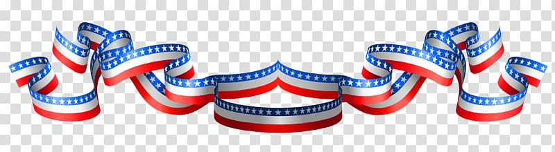 Flag of the United States , USA Flag Band Decoration , white.