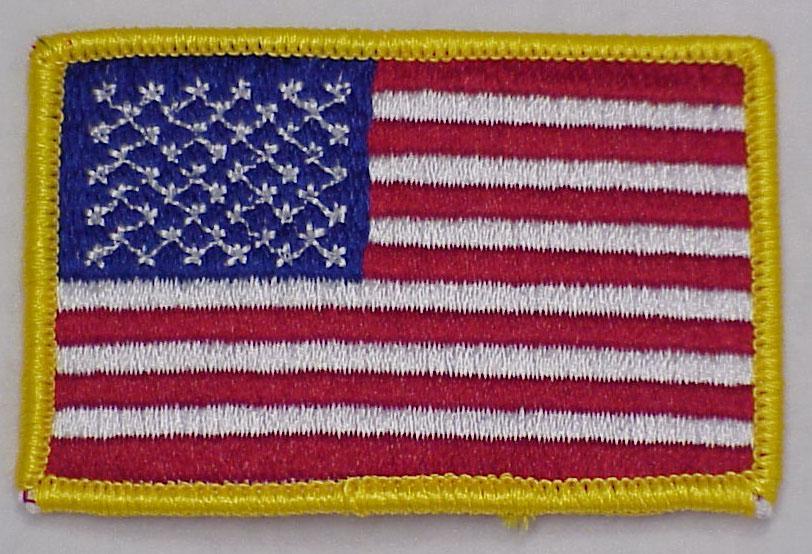 U.S. Flag Clip Art.