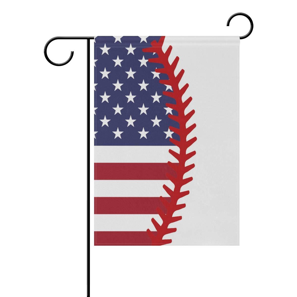 Amazon.com : Ainans Decorative Hello Welcome USA Flag.