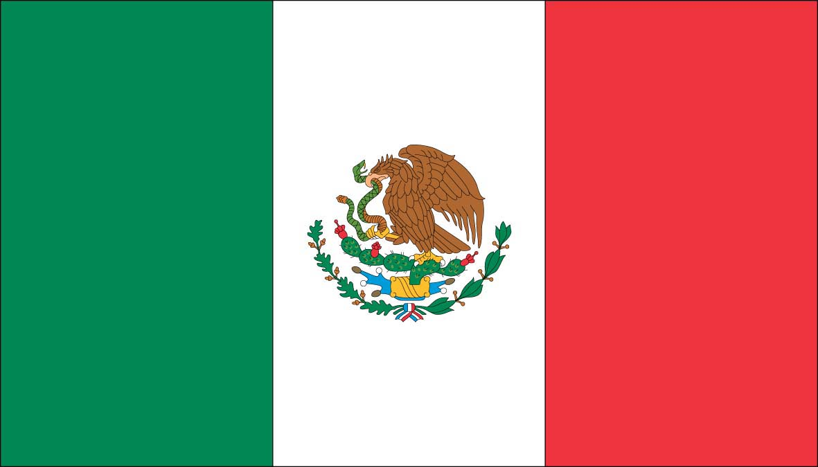 Showing post & media for Mexican american flag cartoon.