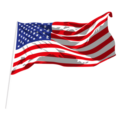 Download AMERICAN FLAG Free PNG transparent image and clipart.