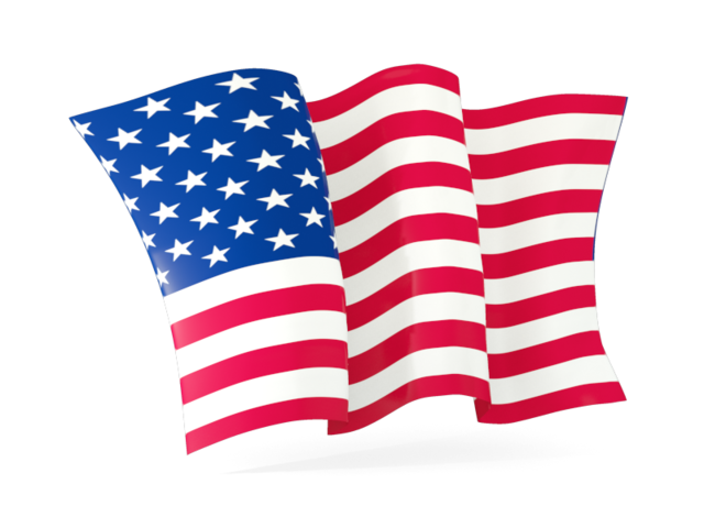 United States of America Flag PNG Transparent Images.
