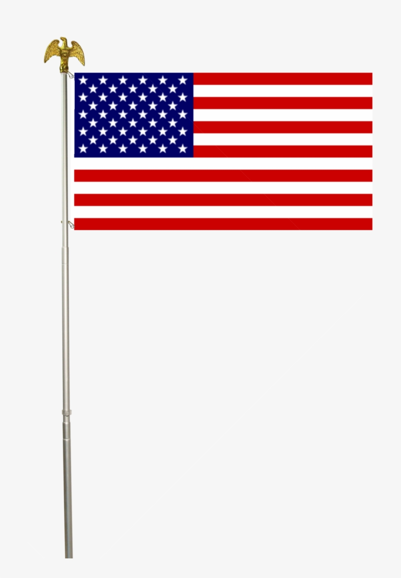 American Flag Pole Png Graphic Free Stoc #488903.