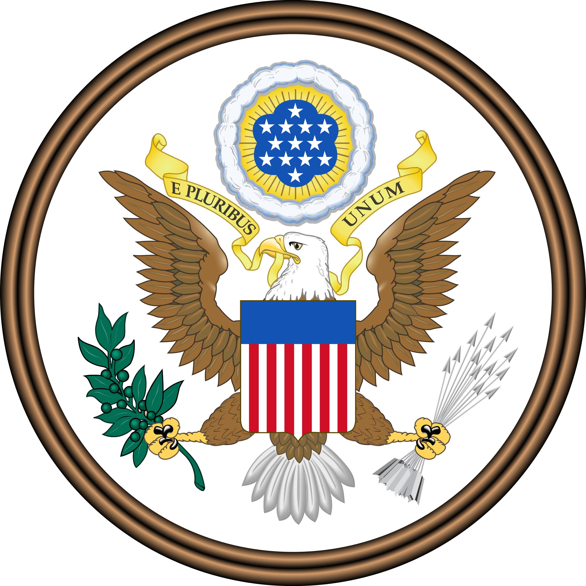 Organization Of United States Government Clipart.