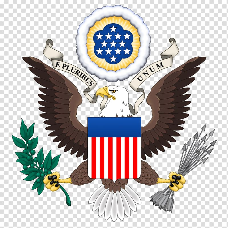 Great Seal of the United States Federal government of the.