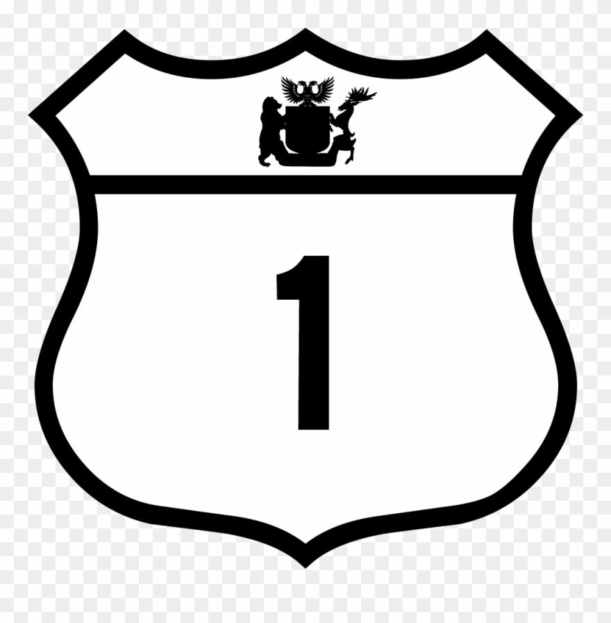 Highway Shields For Interprovincial 1, K.