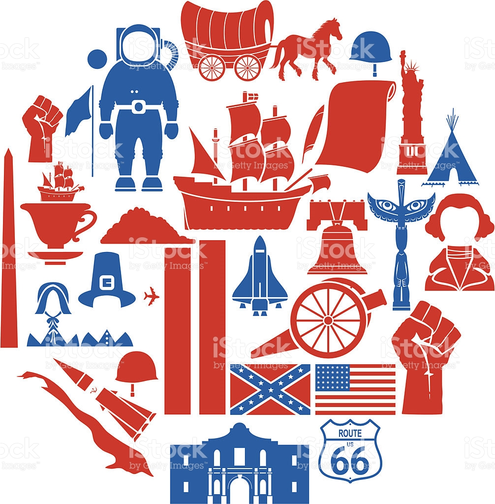 Us History Clipart Group with 58+ items.