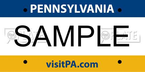 How to Lookup Pennsylvania License Plates and Report Bad Drivers.