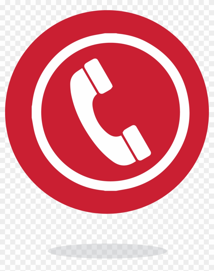 13 Red Contact Us Icon Images.
