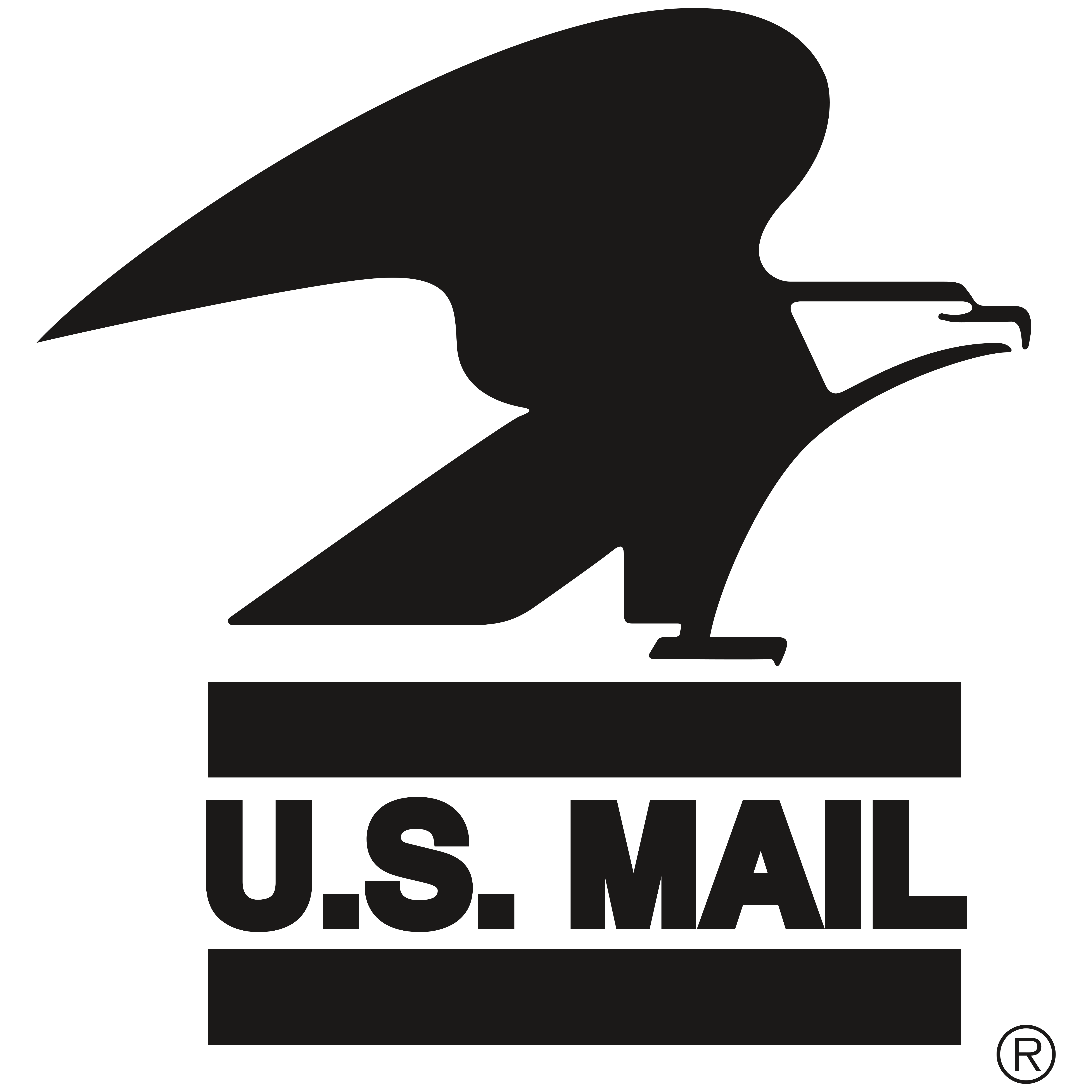 US Mail.