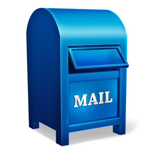 1001 Mailbox free clipart.