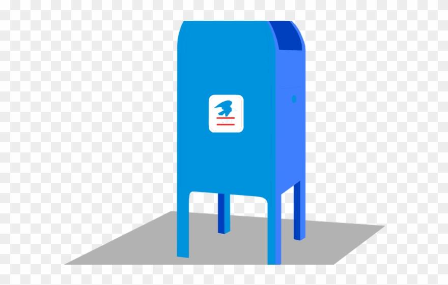 Mailbox Clipart Usps.
