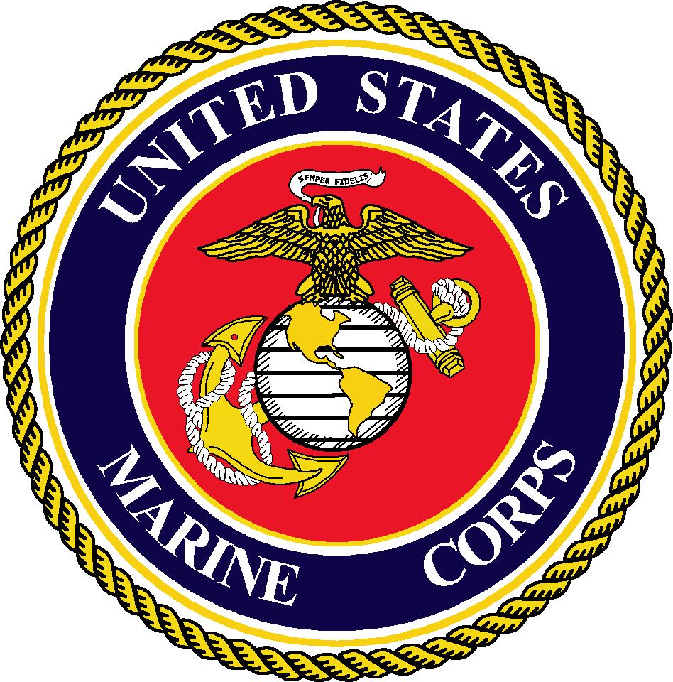 Us marine corps clip art.