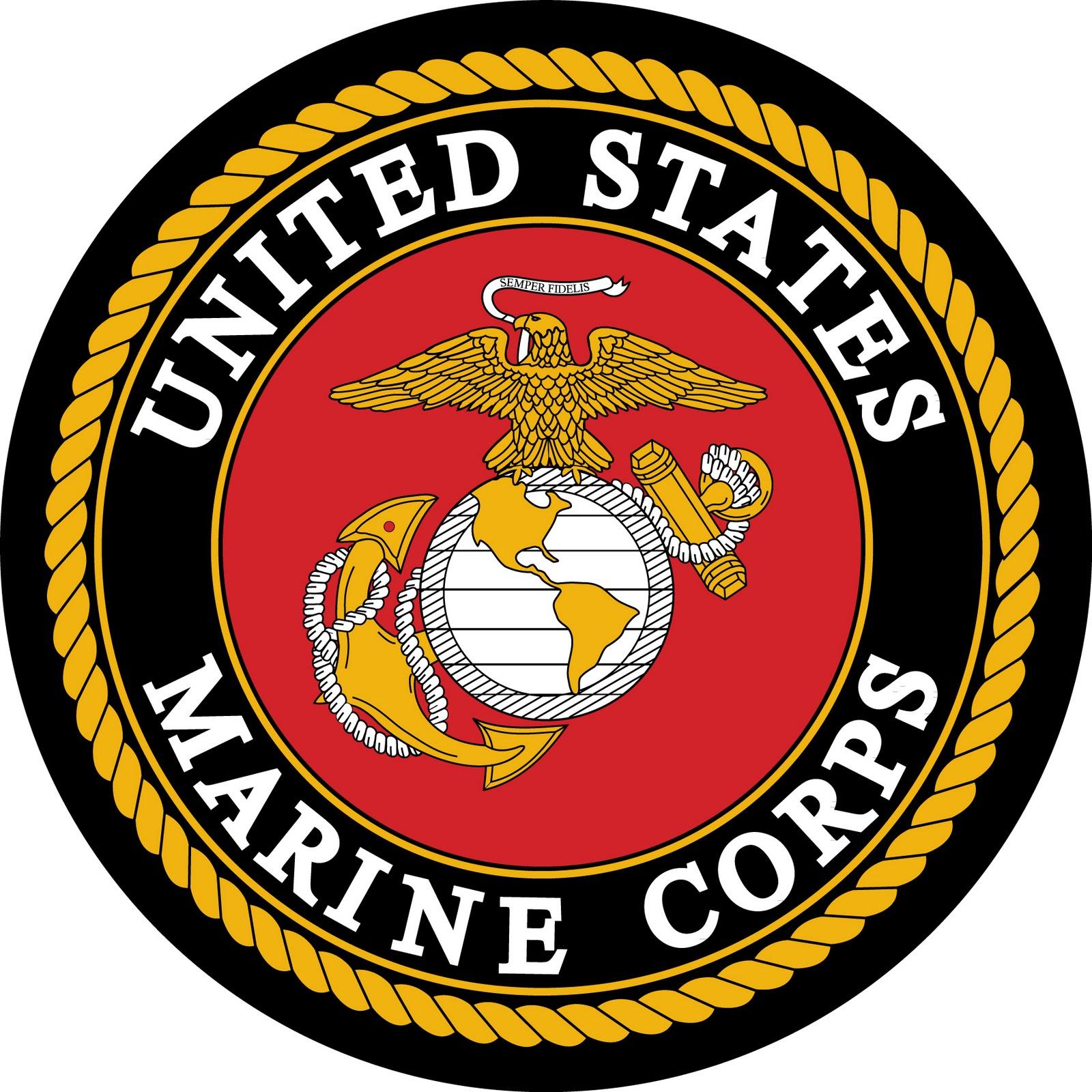 United States Marine Corps Clipart.