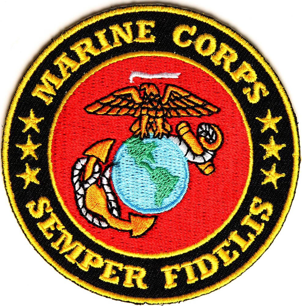 Us Marine Corps Logo Clip Art N16 image in Vector cliparts.