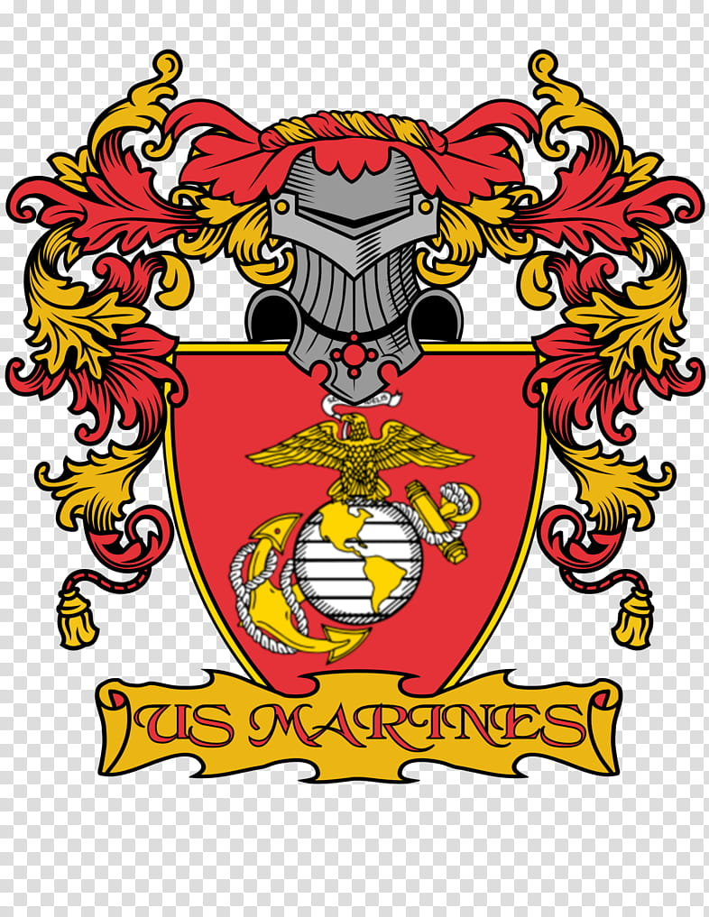 US Marines CoAs transparent background PNG clipart.