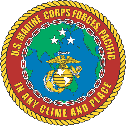 United States Marine Corps Forces, Pacific.
