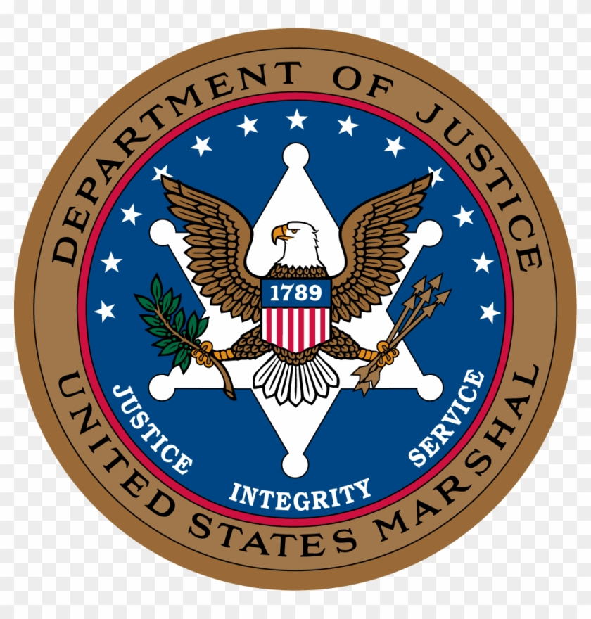 Seal Of The United States Marshals Service.