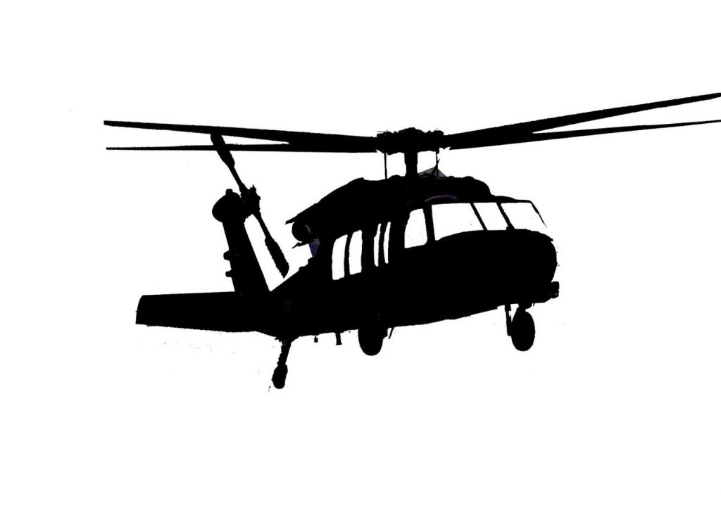 1421 Helicopter free clipart.