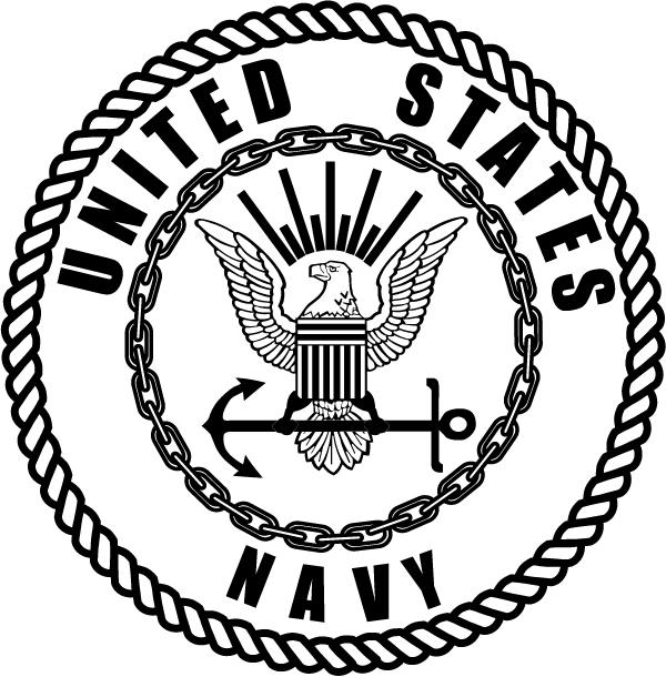 Us Navy Logo Clipart.