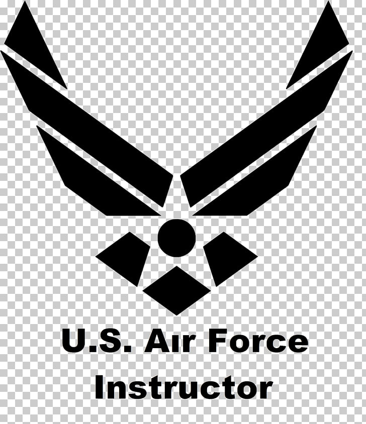 United States Air Force Symbol Military Air Force Reserve.
